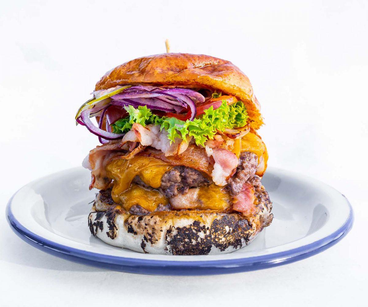 Bootca double burger